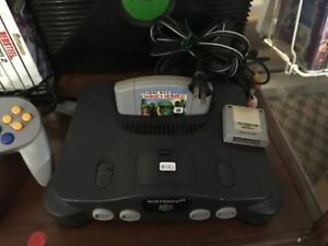 Nintendo 64 Package