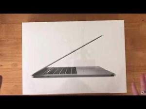 Macbook pro 15.4 inches core i7 /  16 GB Ram / 512 SSD !!!!Brand New!!!!!Sealed box