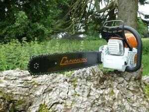 Canadian Made Chainsaw Bars! Great Christmas Presents at CR Equipment!