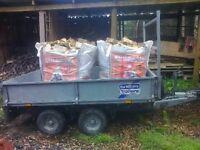 Seasoned Firewood Softwood & Hardwood