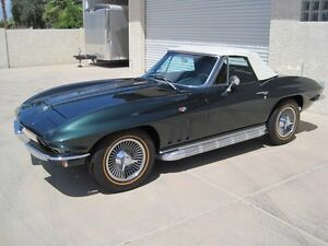 Chevrolet Corvette *WANTED* 1953-1967