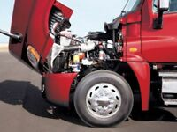Licensed Truck and Transport Mechanic providing repairs for cash