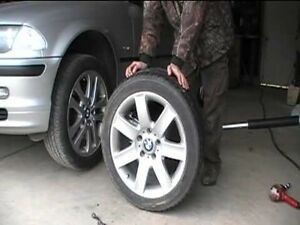 ^^** RIM AND TIRE SWAP AND STORAGE MOBILE WE COME TO YOU!! Kitchener / Waterloo Kitchener Area image 1