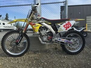 2012 RM-Z 450 low hours on this unit very clean.