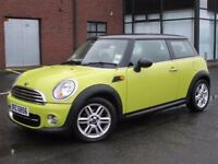 Mint late 2010 Mini Cooper D £5000 extras, £0 road tax, 70 mpg, trade in welcome, credit cards ok,