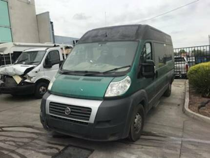 2014 FIAT DUCATO MINI BUS EURO 5 AUTOMATIC 180 MULTIJET
