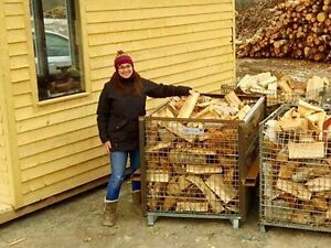 Firewood Factory: Reliable Delivery of Birch & Spruce St. John's Newfoundland image 3