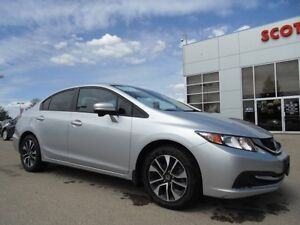 2014 Civic Ex Model- 42,000 Kms Only