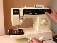 immaculate condition singer samba 4 electric sewing machine