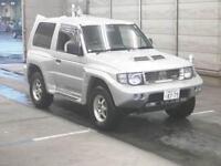 Mitsubishi Shogun Pajero Evolution 3.5 V6 1997