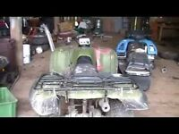 PROJECT ATV - 4x4 2 stroke