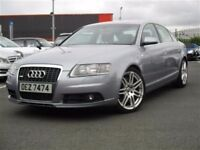 Stunning 2007 Audi A6 2.7 tdi Le Mans 4dr manual.trade in considered,credit and debit cards accepted