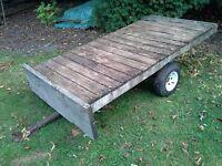 Yard/utility trailer