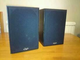 Gale Mini Monitor MKII bookshelf speakers