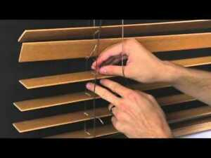 faux wood,roller shades and vertical blinds  repair