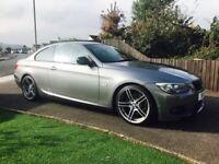 **Stunning BMW 325D M-SPORT HIGHLINE PLUS EDITION**