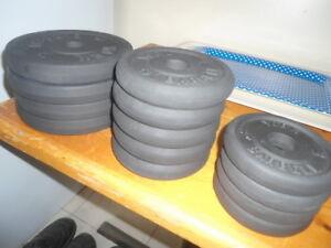 York metal plates in kilogram denominations