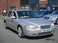 Nov 2007 Volvo V70 2.4 SE SPORT 2.4D 7 SEATER ESTATE TRADE IN CONSIDERED , CREDIT CARDS ACCEPTED