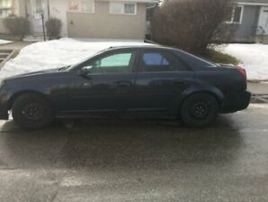 2003 Cadillac CTS $2600 obo Text me 403-805-5851 Tim