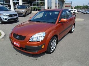 ***REDUCED***  2009 Kia Rio Sedan