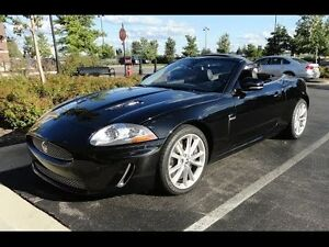 2013 Jaguar XKR Convertible