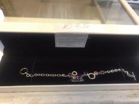 warren james swarovski crystal bracelet