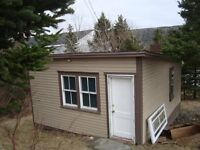 1 bdrm house 20 mins to Long Harbour