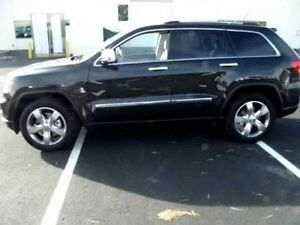 2011 Jeep Grand Cherokee Overland Quadra Lift