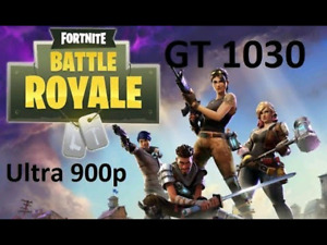 Fortnight HIGH graphic 60fps! Priced for quick sale