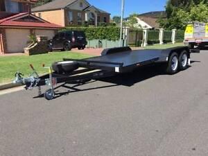 Dave's Car Trailer Hire South Wentworthville Parramatta Area Preview