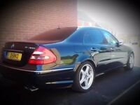 2005 Mercedes E320 Cdi Avantgarde FSH 101k MOT Full Leather Xenons, AMG Look !