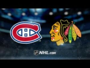 Billets Canadiens vs Chicago Blackhawks, samedi 16 mars