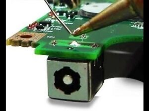 Laptop DC Power Jack Replacement starting price at $50.00