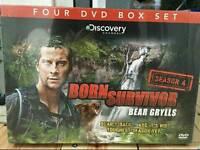 Bear Grylls DVD set