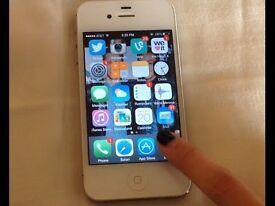 Apple iPhone 4s 16gb on Vodafone