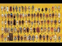Wanted by Collector Vintage Star Wars Figures 1977-85 😀