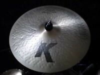 Zildjian K Custom Dark Crash Cymbal 16''