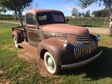 Rare 1942 Chevrolet 1300 series super duty ute fully complete Condell Park Bankstown Area Preview