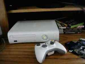 Xbox 360 HDMI - Needs power brick - games