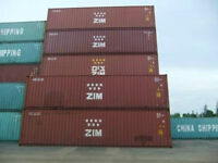 Buy, Lease, or Rent Used Sea Containers