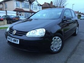 VOLKSWAGEN GOLF S 3 DOOR HATCHBACK