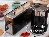 Graef Toaster&Kettle