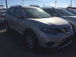2016 Nissan Rogue S/4X4/BLUETOOTH/CAMÉRA DE RECULE/CRUISE CONTRO