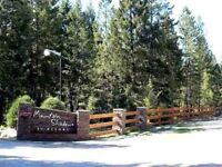 NOW ONLY $39,900+ RV LOTS / SITES FOR SALE RADIUM BC