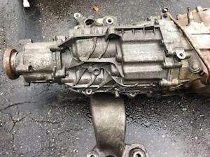 Selling b7 s4 transmission,  6 speed