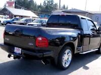 Ford F-150 step side box