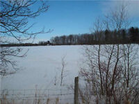 Build your Dream home on 20.16 acres of Flat land.