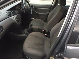 Ford Focus 2002 1.8 diesel estate car very reliable