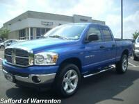 2007 Dodge Hemi Ram 1500 Crewcab ***LOW KMS 65000**