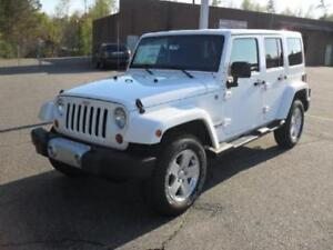 Jeep Wrangler Bumpers -Front and Rear